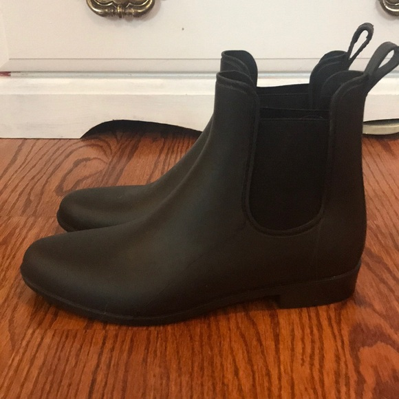 Target Black Short Rain Boots | Poshmark